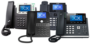 3CX IP PBX IP DESK PHONE